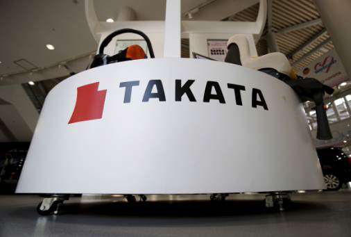 Japanese airbag manufacturer Takata declares 34 million vehicles defective, making it the largest auto recall in U.S. history. FBN's Blake Burman with more.