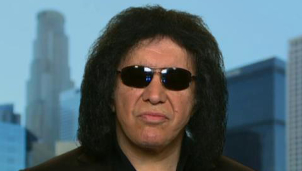 Legendary rock star Gene Simmons weighs in on Donald Trump and the 2016 presidential election.