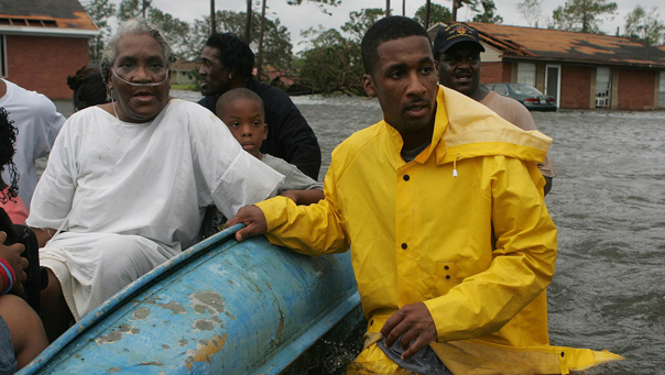Former FEMA Director Mike Brown on the lessons learned from how Hurricane Katrina was handled and efforts to rebuild New Orleans in the 10 years since.