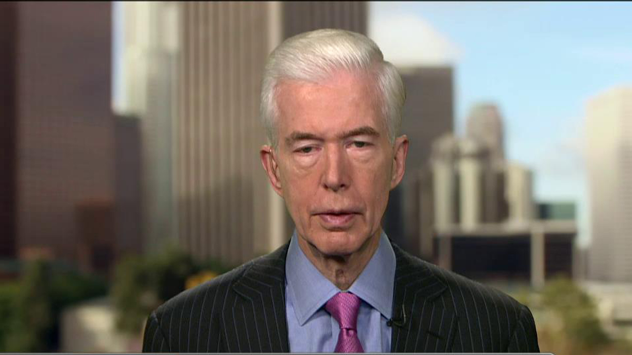 Former California Governor Gray Davis, (D-CA), discusses California's high speed rail system.