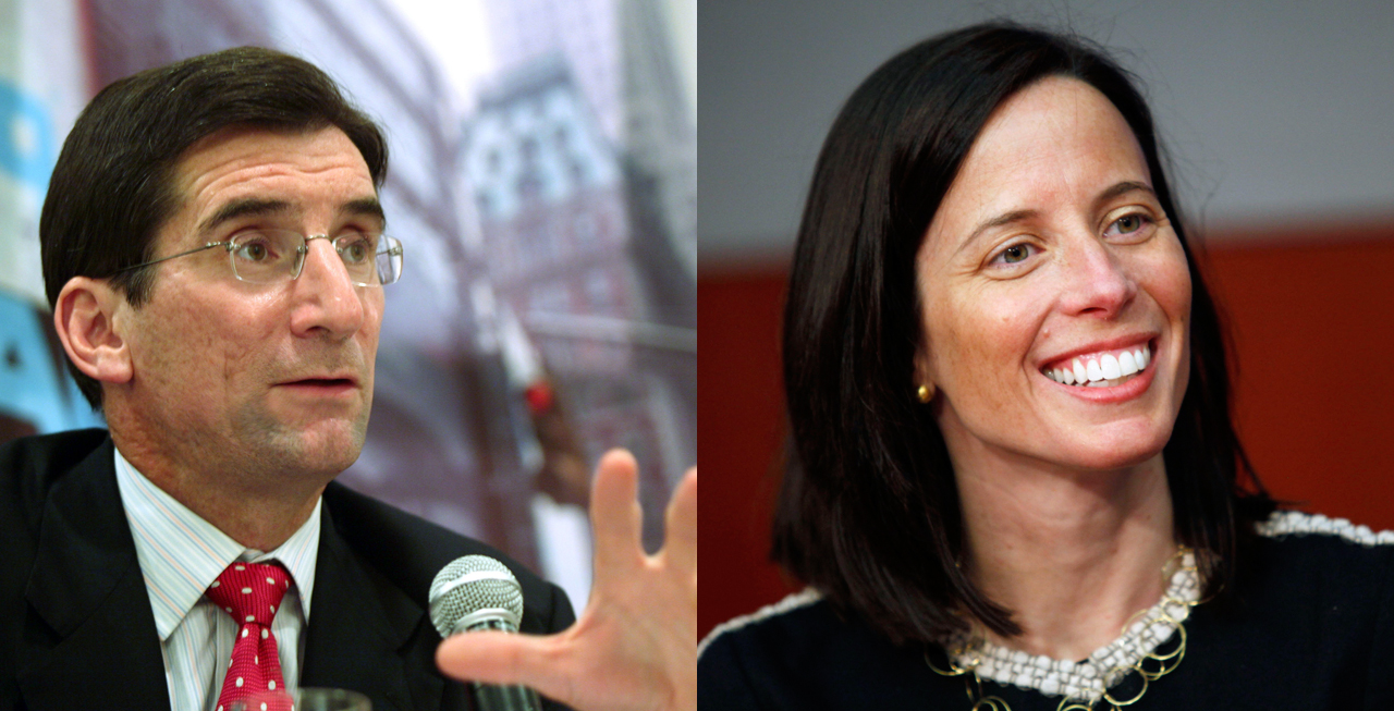FBN's Charlie Gasparino reports that Nasdaq CEO Bob Greifeld will appoint Adena Friedman as COO.