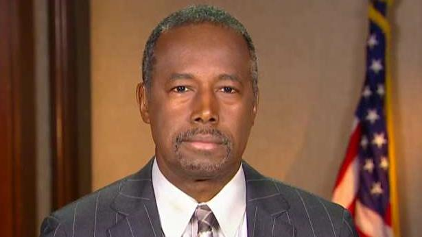 GOP Presidential Candidate Dr. Ben Carson on the RNC and running against Hillary Clinton.