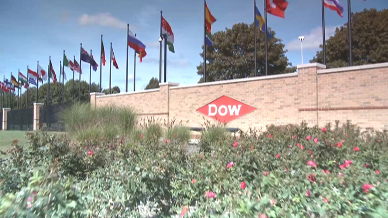 FBN's Cheryl Casone on reports Dow Chemical and DuPont are in advanced talks to merge.