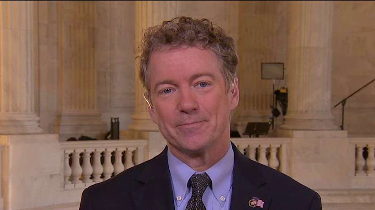 GOP presidential candidate Sen. Rand Paul on Donald Trump, the GOP debate and his 2016 presidential campaign.