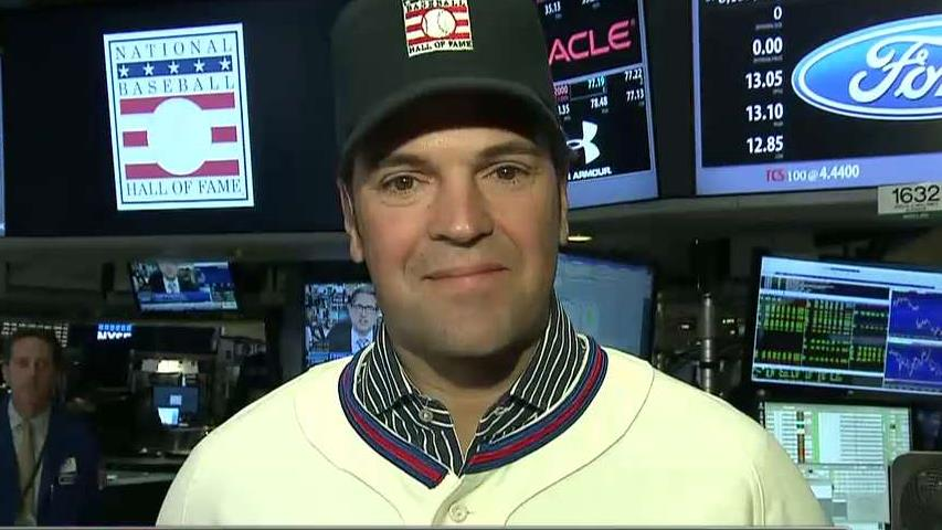 MLB Hall of Famer Mike Piazza discusses his induction into the Hall of Fame, the highlights of his career and even dishes out some investing advice.