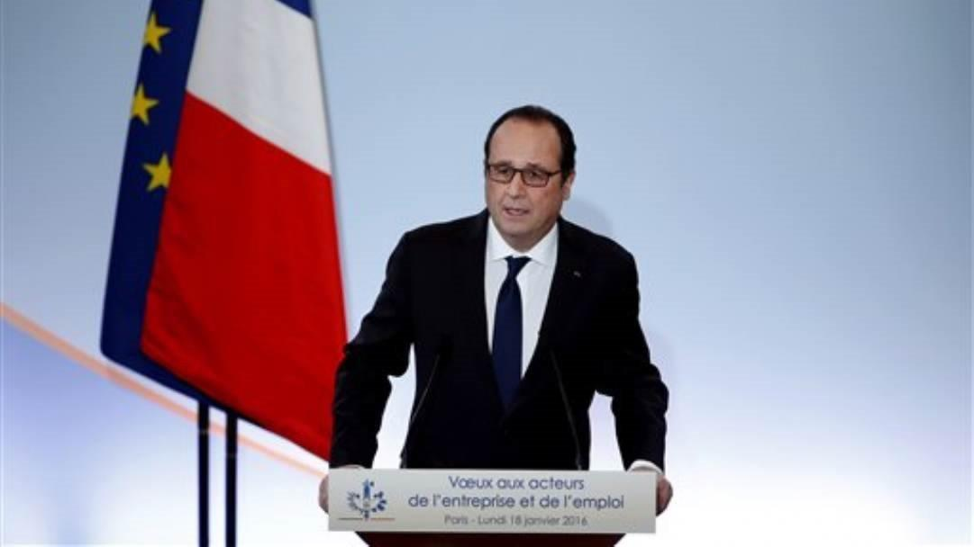 FBN's Adam Shapiro on Francois Hollande announcing an economic state of emergency.