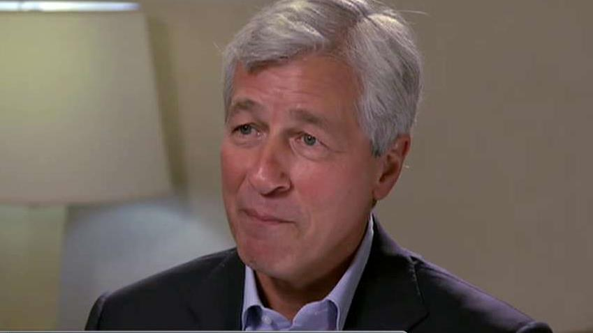 JPMorgan Chase CEO Jamie Dimon on the 2016 presidential race, tax reform and the positive benefits of business.