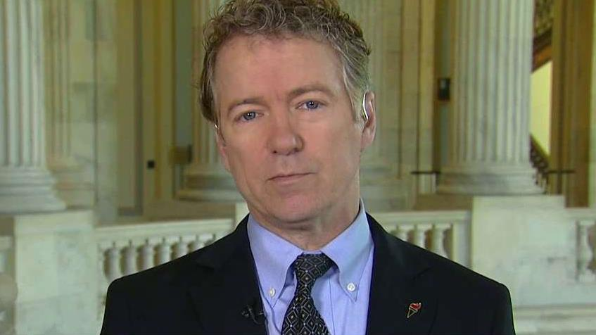 Republican presidential candidate Rand Paul on the economy, Federal Reserve, U.S. foreign policy, the next Republican debate and his campaign's fundraising.