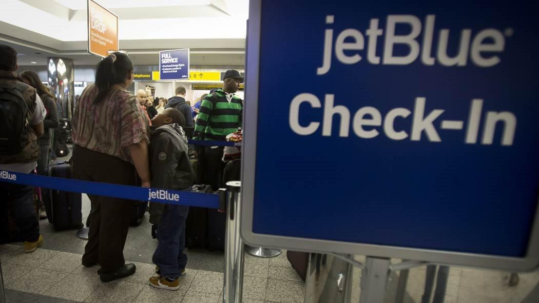 JetBlue founder David Neeleman in a wide-ranging interview discusses flights to Cuba and Portugal, the impact of cheap gas and the race for the White House.