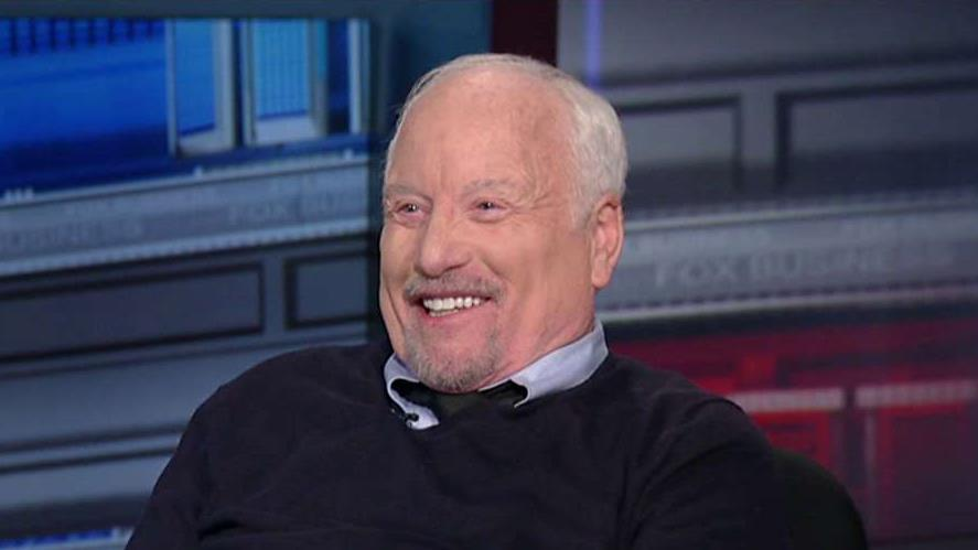 Actor Richard Dreyfuss on portraying Bernie Madoff in ABCs miniseries and his thoughts on tax hikes.