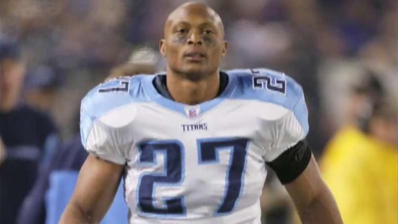 Former Tennessee Titans running back Eddie George on his transition from the football field to Broadway and Wall Street.