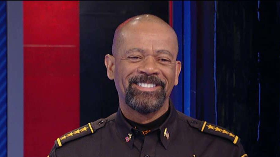 Milwaukee County, Wisconsin Sheriff David Clarke discusses why patrolling Muslim communities helps protect the country.