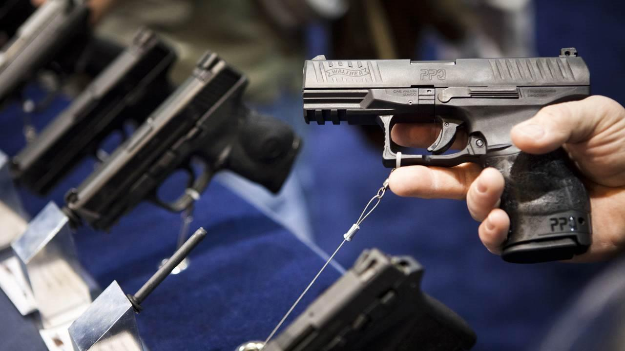 Home shopping network for guns launches