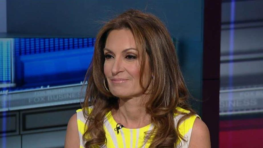 'The Real Life MBA' author Suzy Welch discusses small business sentiment and Donald Trump.