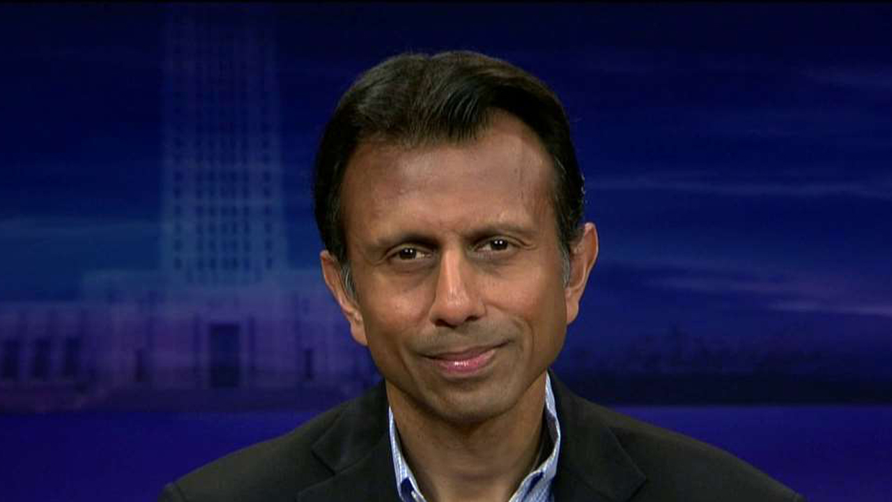 Gov. Jindal: Trump is not committed to conservative principles