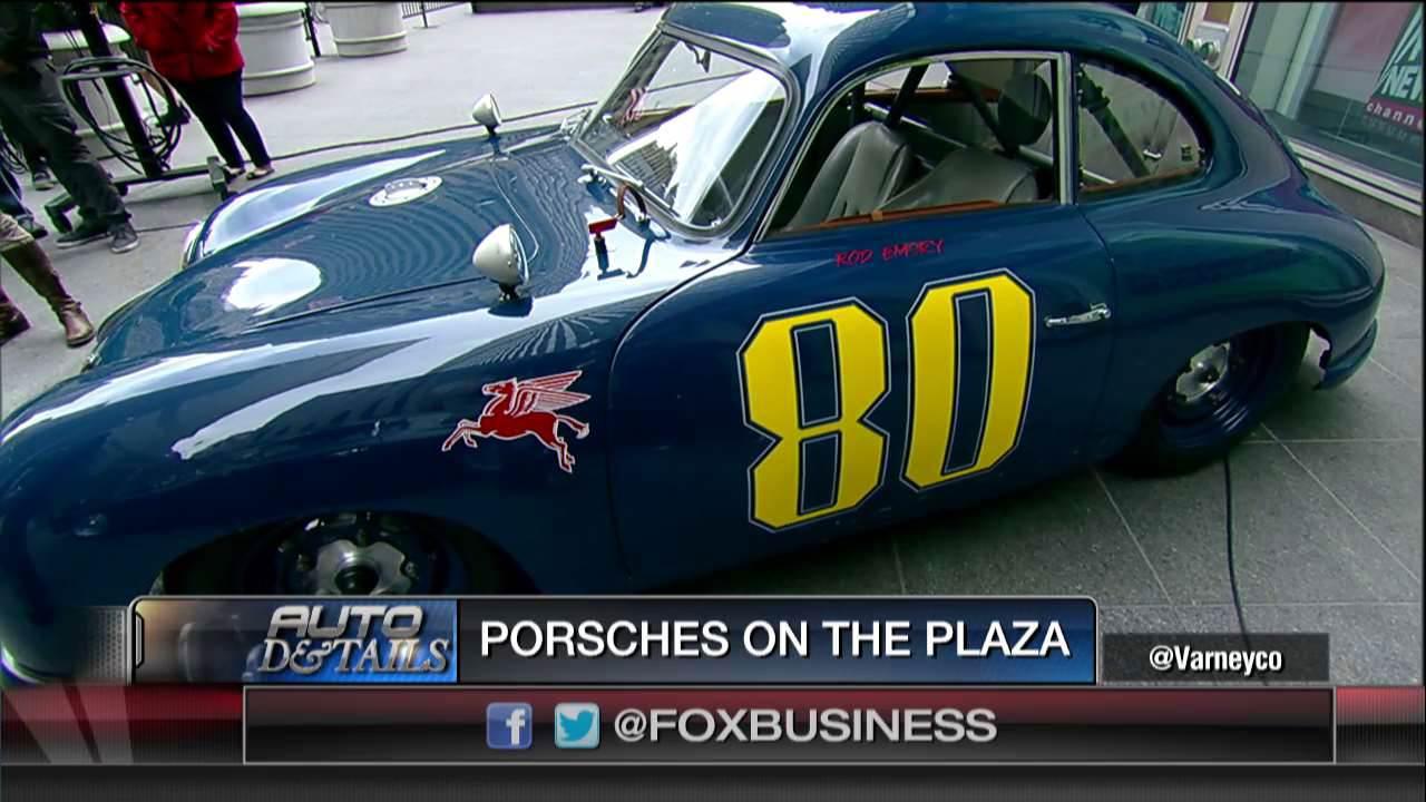 Emory Motorsports President Rod Emory on restoring classic Porsches