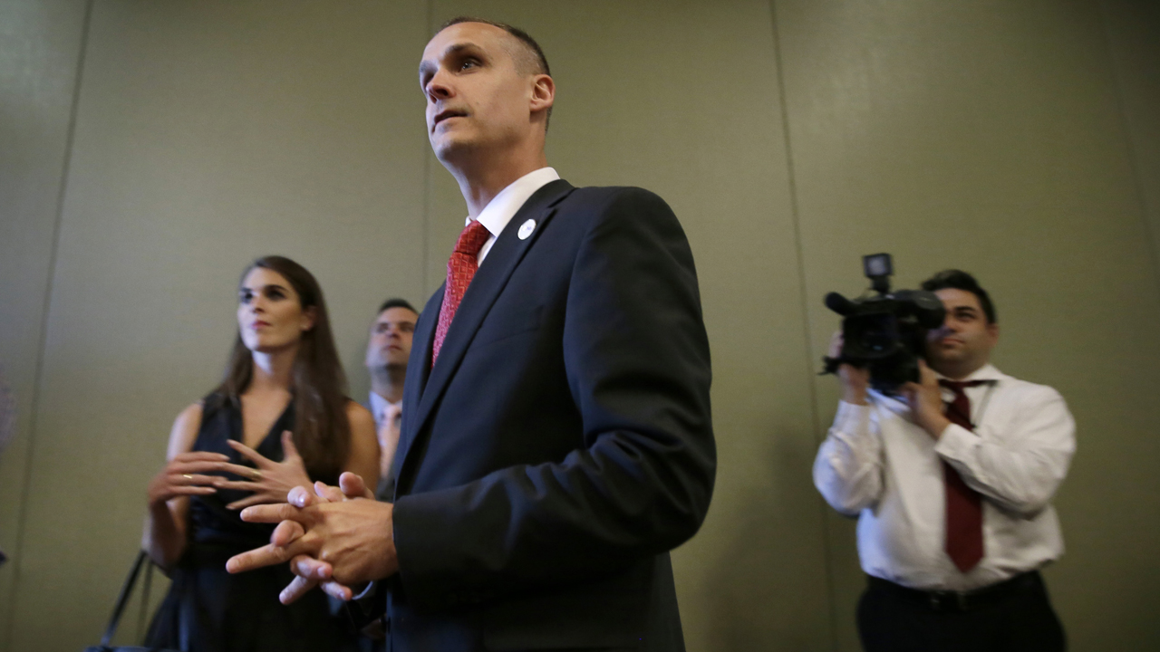 Donald Trump Campaign Manager Corey Lewandowski on being legally cleared from battery charges and the campaign trail.
