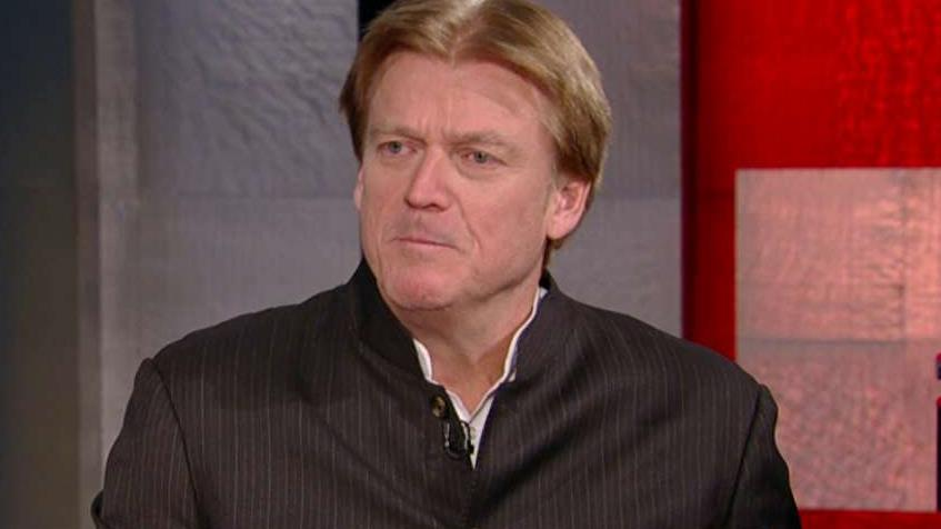 Overstock.com CEO Patrick Byrne discusses his decision to take a medical leave of absence due to Hepatitis C.