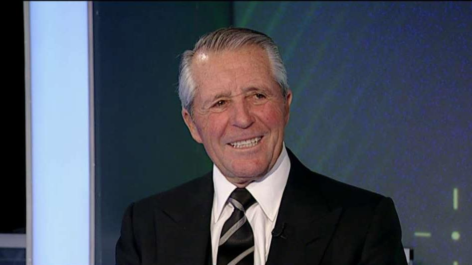 Golf legend Gary Player on the sport's return to the Olympic Games.