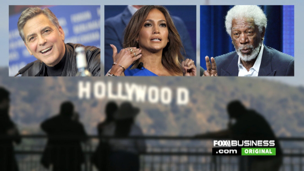 From Hillary Clinton to Donald Trump, find out who has the most celebrity endorsements for 2016.