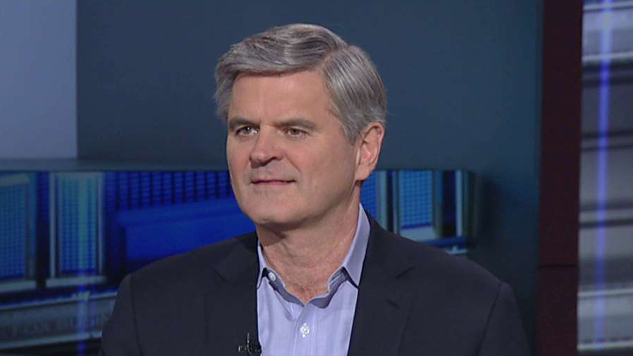 Steve Case: We need to fix our tax code
