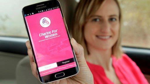 Chariot for Women Founder Michael Pelletz on creating a ride-hailing app for women.