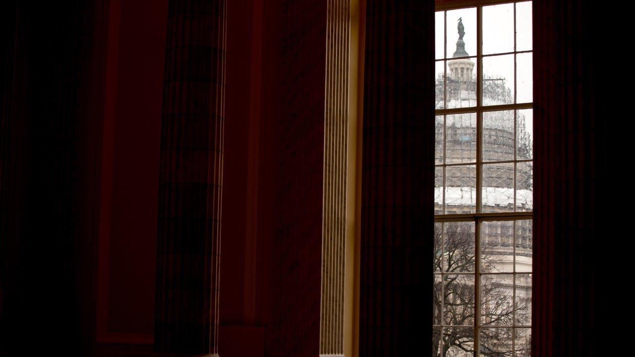 Fmr. U.S. Ambassador to Saudi Arabia Robert Jordan discusses a bill in Congress that would allow 9-11 victims' families to sue Saudi Arabia.