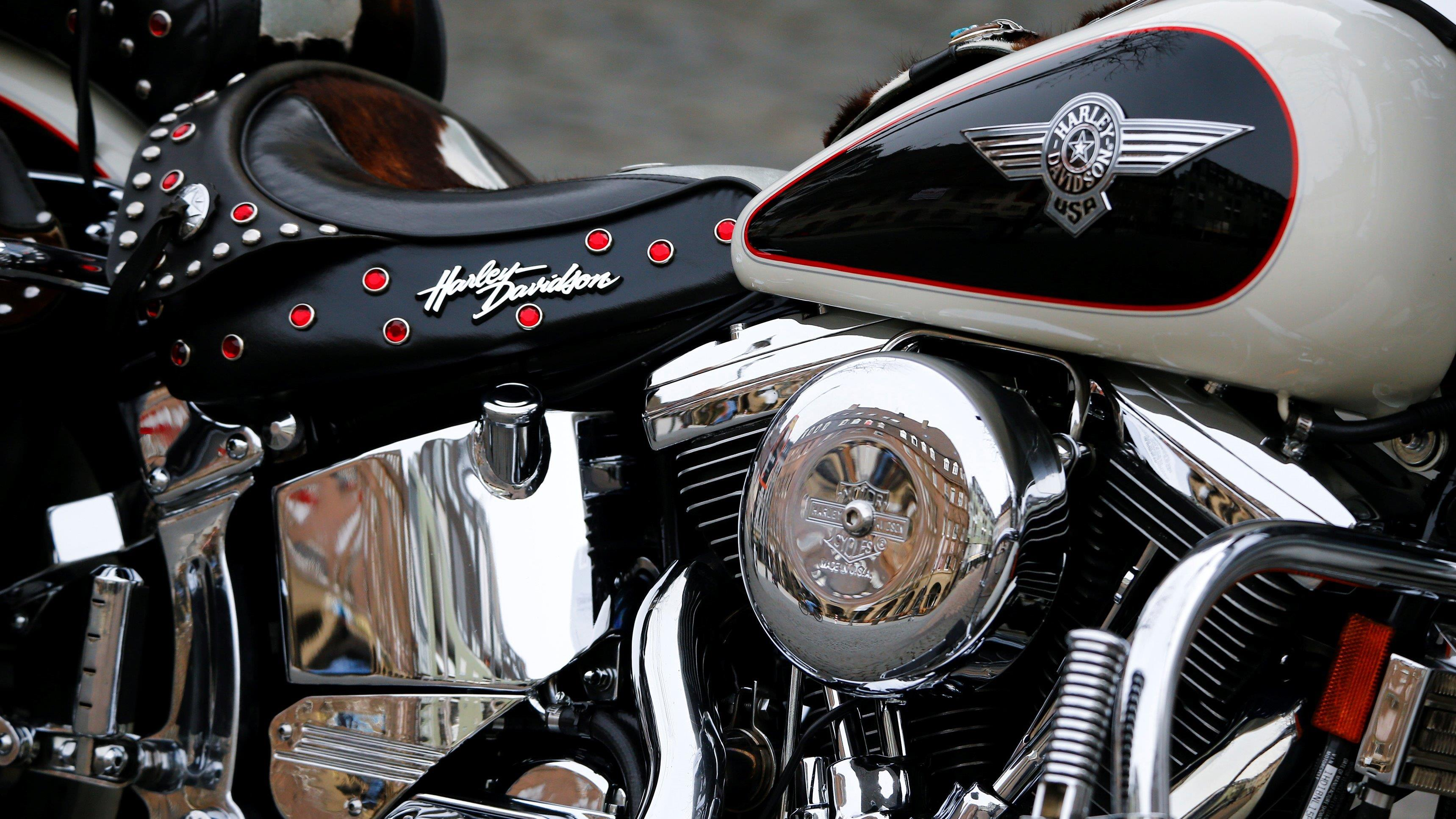 Harley-Davidson CEO Matt Levatich discusses sales, free-trade and his outlook for growth.