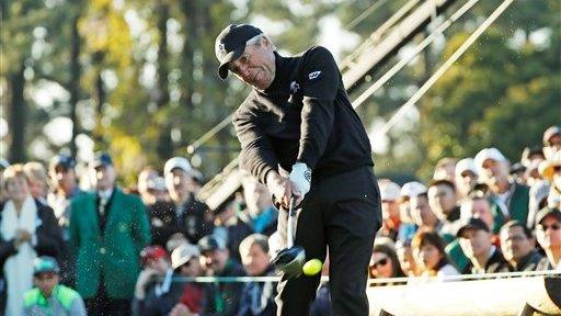 Golf legend Gary Player on making a hole-in-one at the Masters tournament and Trump's comments about him.