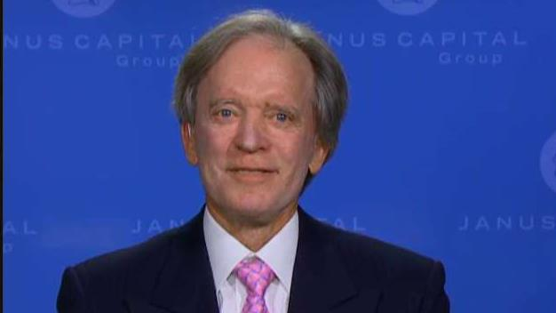 Bill Gross, lead portfolio manager at Janus Capital, said investors should expect the Federal Reserve to raise rates at its next meeting in June, and said investors should borrow money now with rates so low.