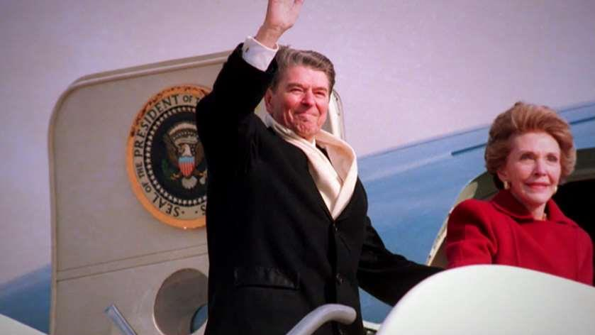 'True Reagan' author Jim Rosebush on Ronald Reagan's life in the White House.