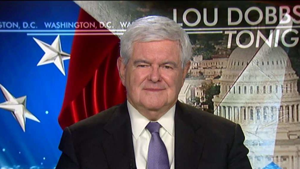 Former Speaker of the House Newt Gingrich weighs in on the latest Fox News poll.