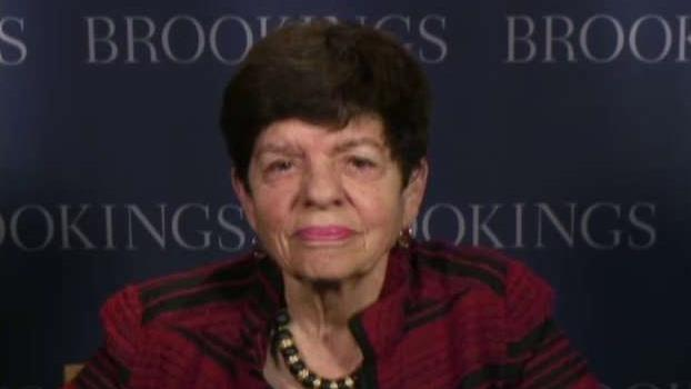 Former Federal Reserve Vice Chair Alice Rivlin weighs in on the prospect of a rate hike and the slow growth in U.S. productivity.