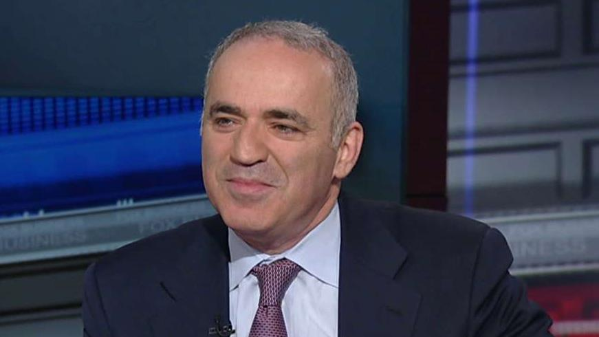 Garry Kasparov: U.S. hacking is out of control