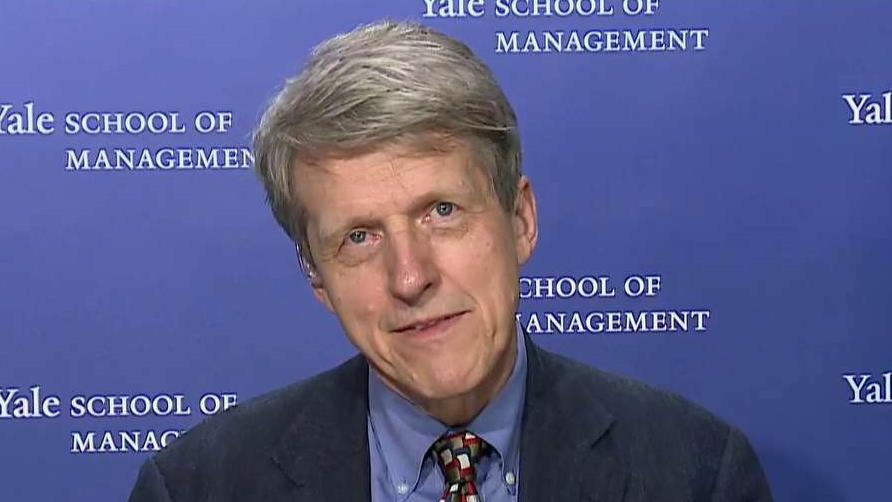 Yale University Economics Professor and Co-Founder of the Case/Shiller Home Price Index Robert Shiller weighs in on the outlook for the housing market.
