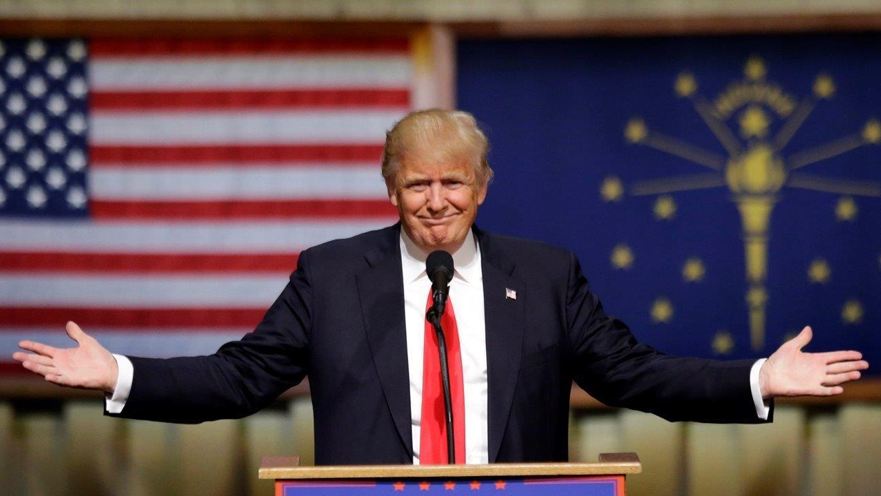 West Virginia Coal Association Vice President Chris Hamilton on why the organization is endorsing Donald Trump for president.