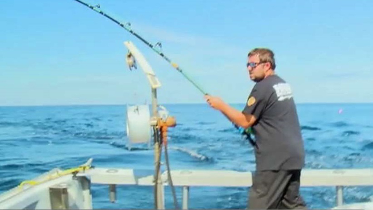 F/V-Tuna.com Captain Dave Carraro and Wicked Pissah Captain Paul Hebert, of 'Wicked Tuna,' on the business of fishing, their television show and the 2016 presidential race.