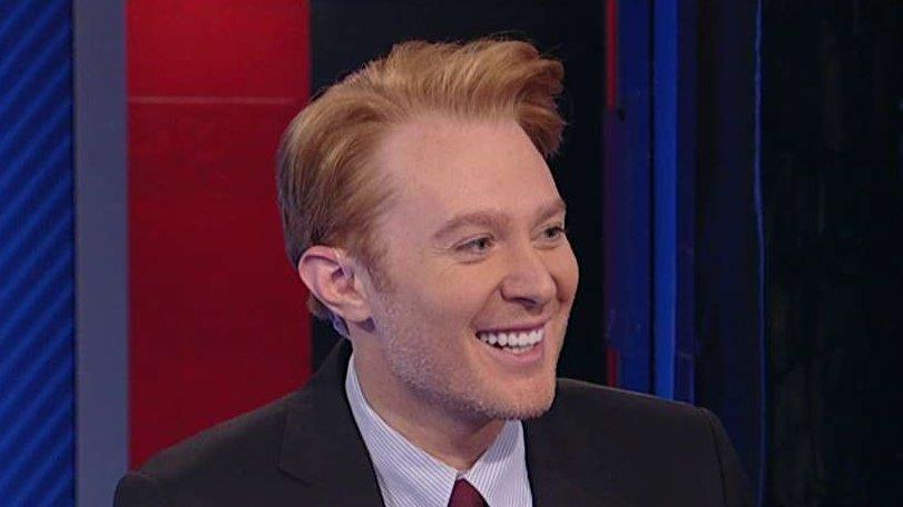 Former 'Celebrity Apprentice' contestant Clay Aiken discusses the North Carolina bathroom law controversy and Donald Trump.