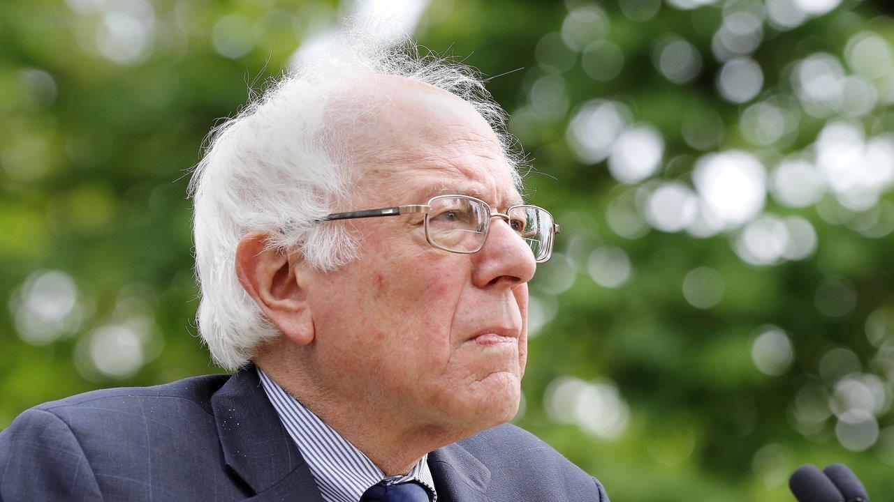 Presidential candidate Bernie Sanders wins the West Virginia Democratic primary.
