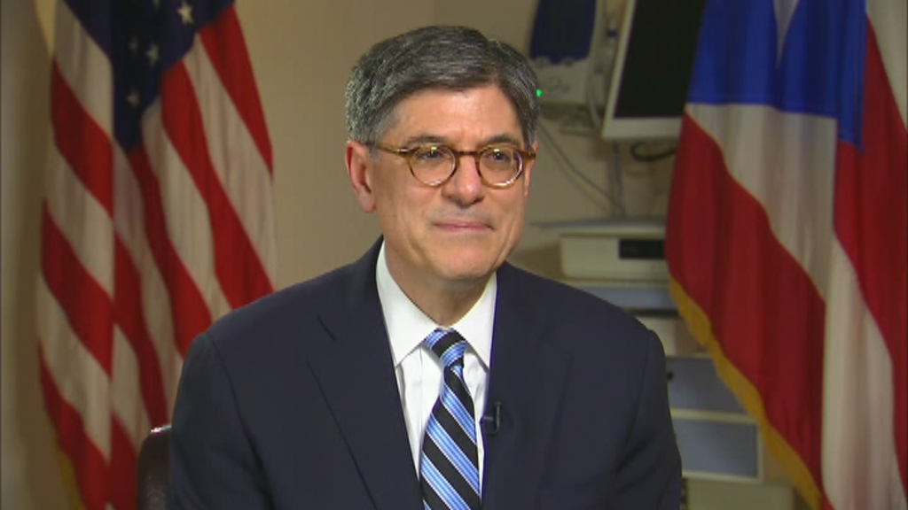 In an exclusive interview with FBN's Peter Barnes, U.S. Treasury Secretary Jack Lew discusses the restructuring of Puerto Rico's debt.