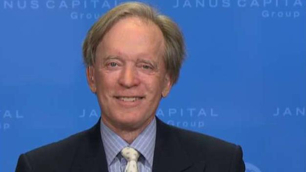 Janus Capital Portfolio Manager Bill Gross said alongside a change in global trade and immigration policies, the world can expect a  new-normal of slow economic growth.