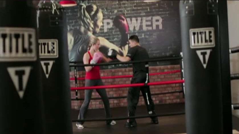New Orleans Saints quarterback and Title Boxing Club co-owner Drew Brees on his business ventures off the field.