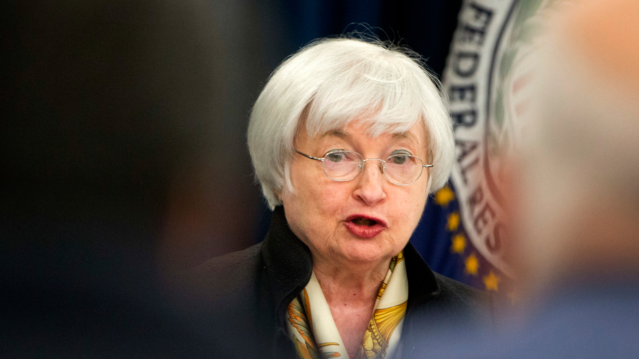 Federal Reserve Chairwoman Janet Yellen discusses how 'Brexit' factored into the Fed decision on leaving interest rates unchanged.