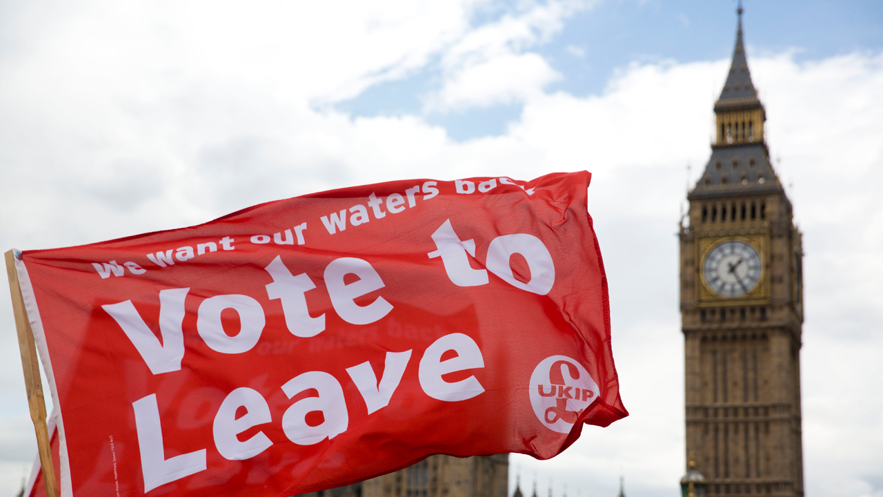 U.K. Labour Leave chair John Mills discusses the changes in the U.K. as a result of the Brexit vote.