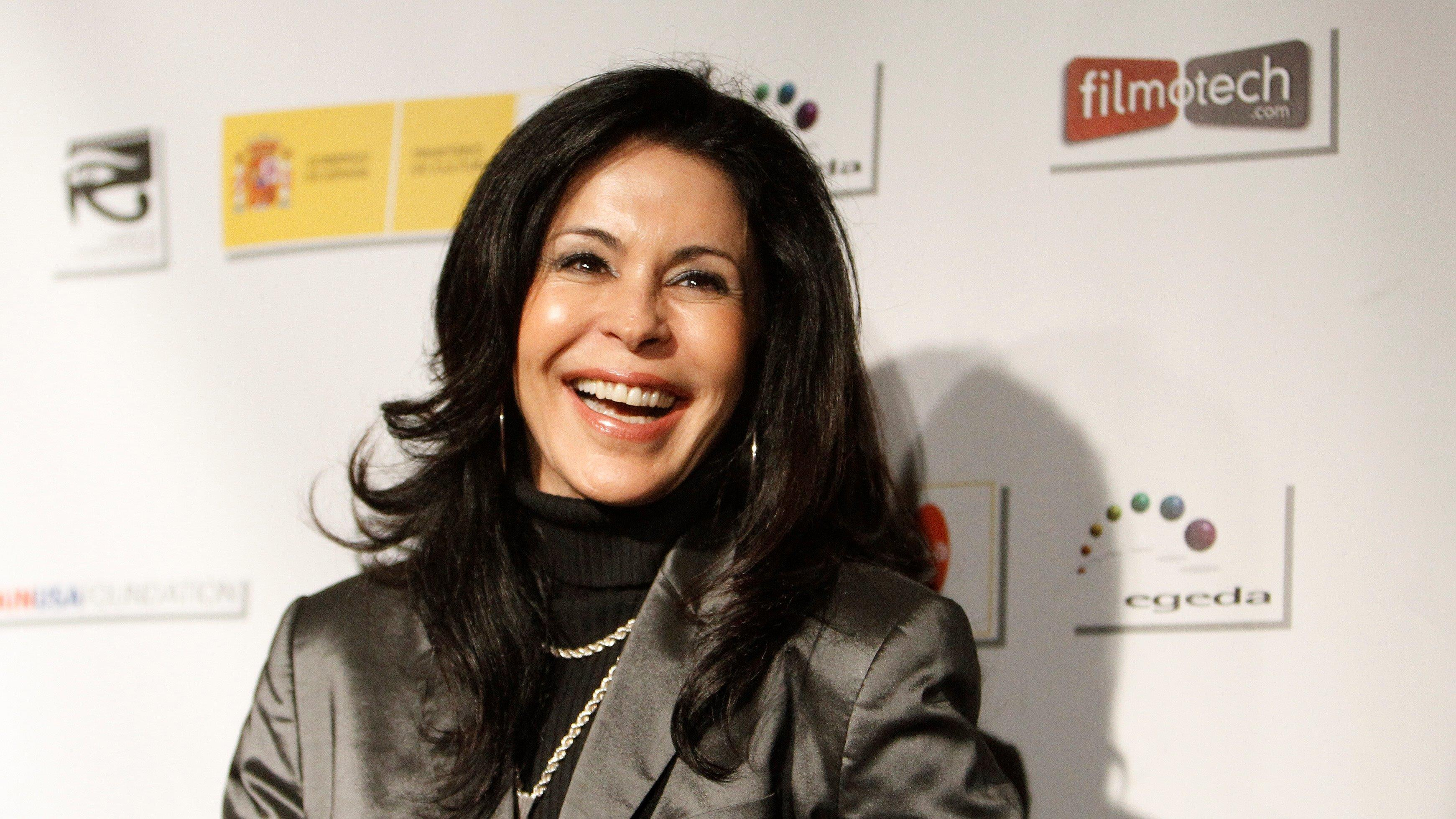 Actress and musician Maria Conchita Alonso discusses the crisis in Venezuela and her new music video.