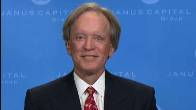 Bill Gross, Janus Capital portfolio manager, gives his outlook on future interest-rate hikes