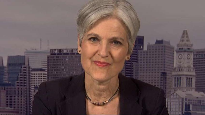 Green Party likely nominee Dr. Jill Stein argues a student loan bailout would help boost the U.S. economy.