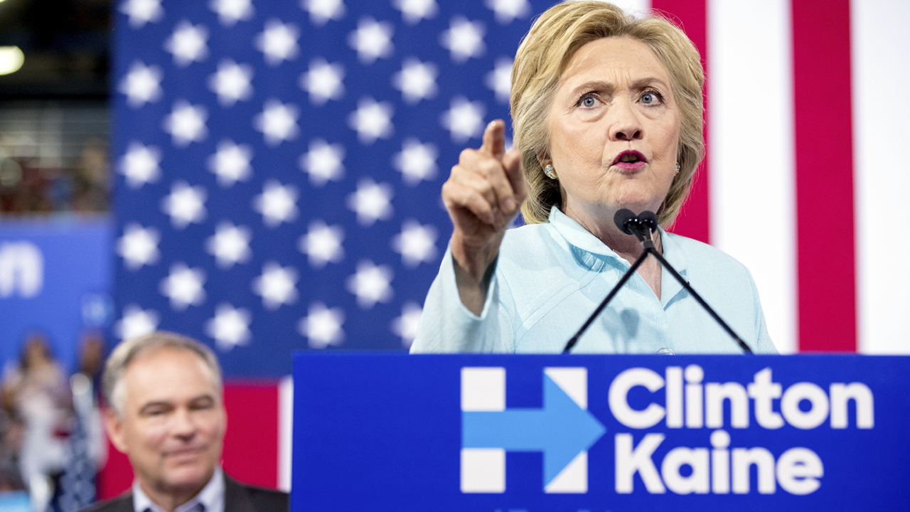 Former Clinton White House Chief of Staff Mack McLarty on Bill Clinton's speech at the Democratic National Convention, Rep. Debbie Wasserman Schultz's resignation and Hillary Clinton's policy toward ISIS.