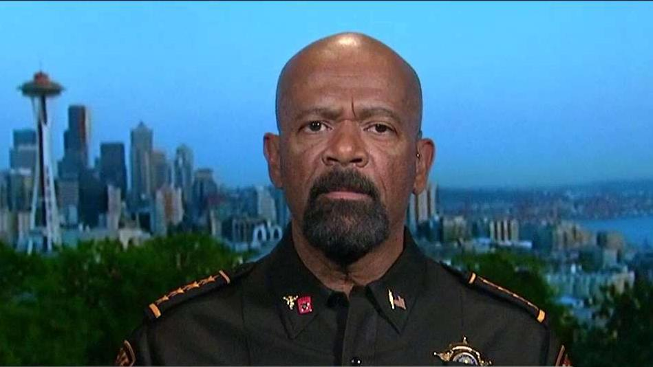 Milwaukee County Sheriff David Clarke blasts decision to invite mothers of slain black youth to DNC.