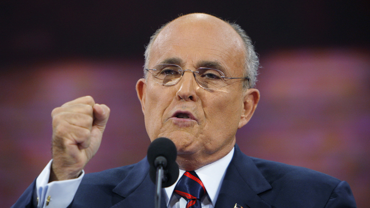 Former New York City Mayor Rudy Giuliani argues FBI Director James Comey put Clinton above the law.